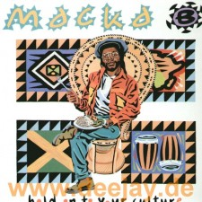MACKA B - Hold On To Your Culture (LP)